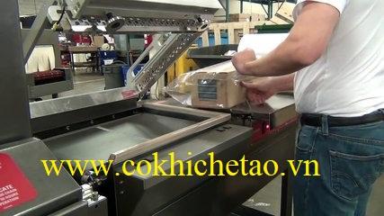 Cấu tạo của máy cắt co màng tự động