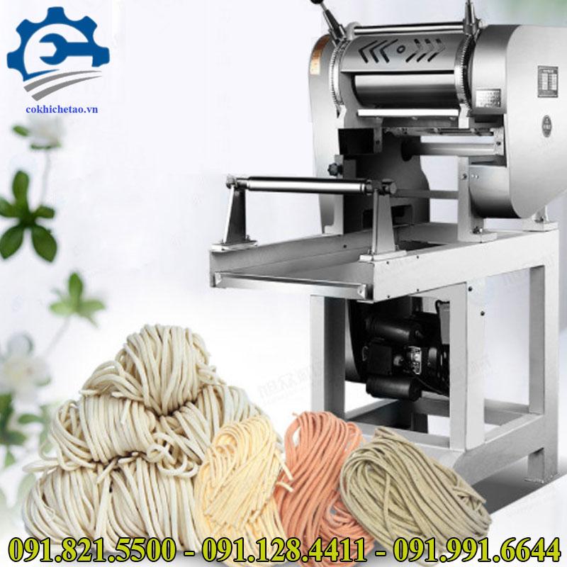 máy sản xuất mì tự động