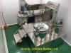 Máy sản xuất mỹ phẩm hút chân không - Máy nhũ hóa kem face, kem body