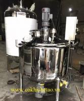 Máy sản xuất mỹ phẩm dầu gội, sữa tắm, sữa rửa mặt - Máy sản xuất nước rửa chén