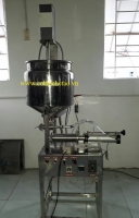 Máy chiết rót định lượng bằng khí nén – Máy chiết rót dung dịch đặc