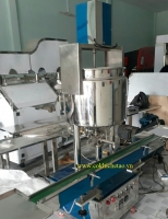 Máy chiết rót kem dưỡng da, máy chiết rót mỹ phẩm tự động – Máy chiết mỹ phẩm có gia nhiệt
