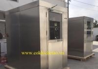 Cung cấp air shower phòng sạch – Thiết kế, chế tạo, sản xuất và cung cấp airshower phòng sạch