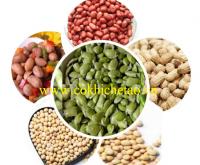 Máy tách vỏ ngoài đậu xanh, đậu nành, đậu tương… – Thiết bị tách vỏ các loại đậu LB180