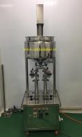 Máy chiết kem mỹ phẩm, máy chiết rót dung dịch đặc hai vòi – Máy chiết rót định lượng mỹ phẩm