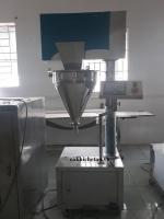 Máy chiết rót định lượng trục vít dạng bột - Máy chiết bột mì, bột gạo, đường, muối, thực phẩm, mỹ phẩm