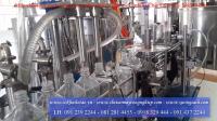 Hệ thống chiết rót và đóng nắp chai tự động YX-12-12-3