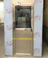 Cung cấp thiết bị phòng sạch – Bán air shower, cung cấp air shower phòng sạch