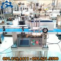 Máy dán nhãn tự động – Tổng hợp các loại máy dãn tem nhãn tự động