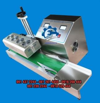 Máy seal màng nhôm tự động – Máy dán màng nhôm, máy ép màng nhôm