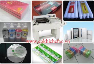 Máy cắt co màng 2 trong một – Máy cắt màng kết hợp hơ màng bọc sách, hộp, tập vở
