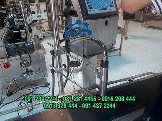 Máy in phun công nghiệp – Máy in date 5 dòng, máy in số lô sản xuất