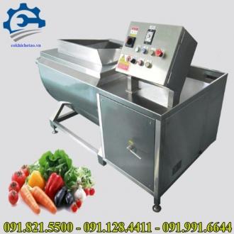 Máy rửa rau củ quả- máy rửa rau quả và thịt cá, máy rửa sạch thực phẩm