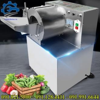 Máy thái rau củ đa năng công suất lớn- Máy cắt sợi củ quả công nghiệp