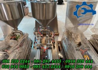 Máy chiết rót 1 vòi – Máy chiết rót chất lỏng tự động
