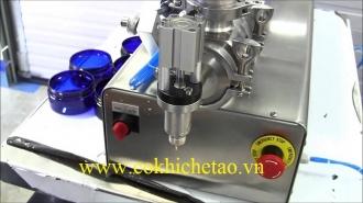 Máy chiết rót mỹ phẩm, thực phẩm - Máy chiết rót dịch lỏng sệt, máy chiết serum, sữa dưỡng thể