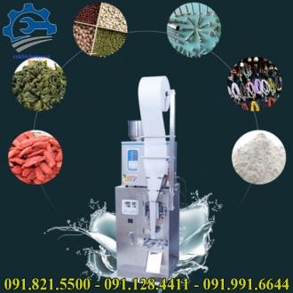 Máy đóng gói trà túi lọc mini- Máy đóng gói định lượng hạt tự động